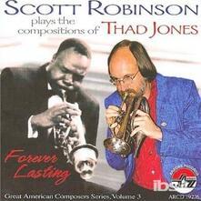 Plays The Compositions.. - CD Audio di Scott Robinson