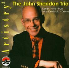 Artistry - CD Audio di John Sheridan