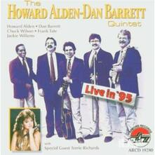 Live in '95 - CD Audio di Howard Alden,Dan Barrett