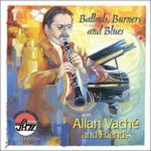 Balldas, Burners and Blues - CD Audio di Allan Vache