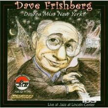Do You Miss New York? - CD Audio di Dave Frishberg
