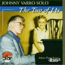 Two of Us - CD Audio di Johnny Varro