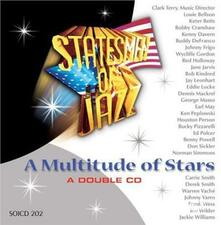 Multitude Of Stars - CD Audio di Statesmen of Jazz
