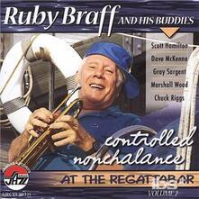 Controlled Nonchalance - CD Audio di Ruby Braff