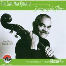 Swinging the Blues - CD Audio di Earl May