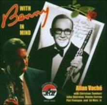 With Benny in Mind - CD Audio di Allan Vache