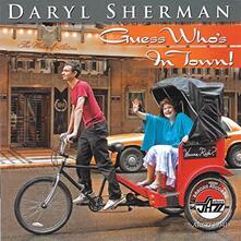 Guess Who's in Town - CD Audio di Daryl Sherman