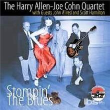 Stompin' the Blues - CD Audio di Harry Allen,Joe Cohn