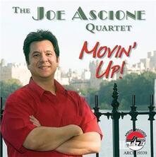 Movin' up - CD Audio di Joe Ascione