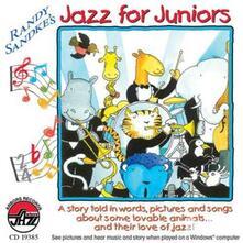 Jazz for Juniors - CD Audio di Randy Sandke