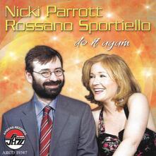 Do it Again - CD Audio di Rossano Sportiello,Nicki Parrott