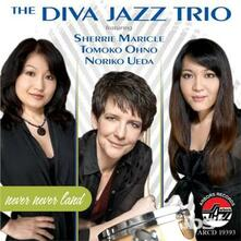 Never Never Land - CD Audio di Diva Jazz Orchestra