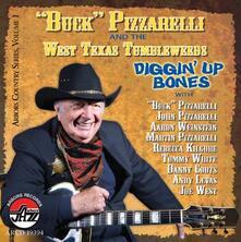 Diggin' Up Bones - CD Audio di Bucky Pizzarelli