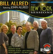 New York Sessions - CD Audio di Bill Allred