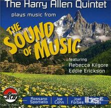 Music from the Sound of Musi - CD Audio di Harry Allen