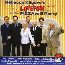 Lovefest At The.. - CD Audio di Rebecca Kilgore