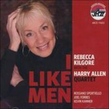 I Like Men - CD Audio di Rebecca Kilgore