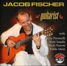 Guitarist - CD Audio di Jacob Fischer