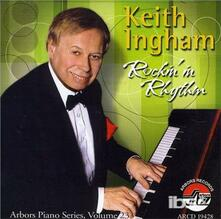 Rockin' In Rhythm - CD Audio di Keith Ingham