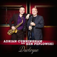 Duologue - CD Audio di Ken Peplowski,Adrian Cunningham