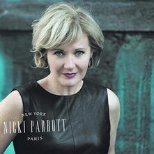 From New York to Paris - CD Audio di Nicki Parrott