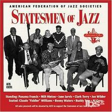 Statesmen Of Jazz - CD Audio di Statesmen of Jazz