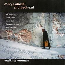 Walking Women - CD Audio di Mary LaRose,Ledhead