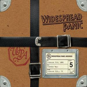 Johnson City 2001 - CD Audio di Widespread Panic