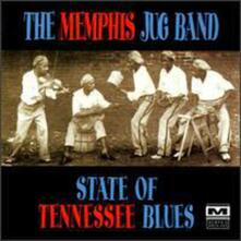 State of Tennessee Blues - CD Audio di Memphis Jug Band