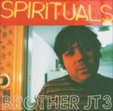 Spirituals - CD Audio di Brother JT