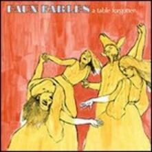 A Table Forgotten - CD Audio di Faun Fables
