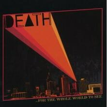 For the Whole World to See - CD Audio di Death