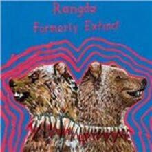 Formerly Extinct - CD Audio di Rangda