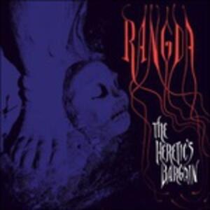 The Heretic's Bargain - CD Audio di Rangda