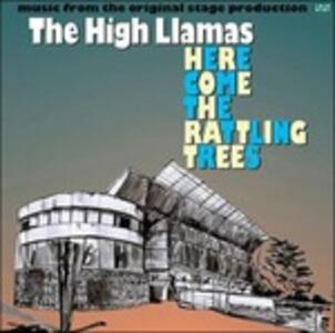 Here Come the Rattling Trees - CD Audio di High Llamas
