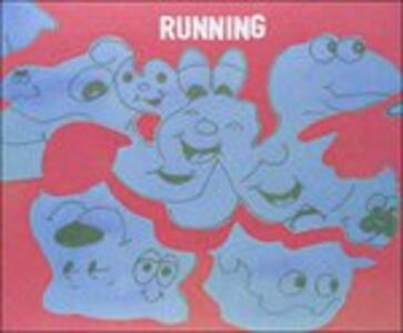 Frizzled - Vinile 7'' di Running