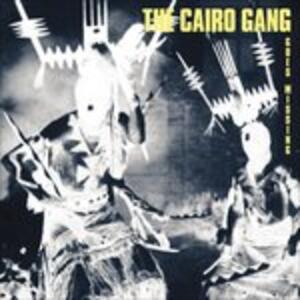 Goes Missing - Vinile LP di Cairo Gang