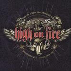 Live - CD Audio di High on Fire