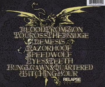 Live - CD Audio di High on Fire - 2