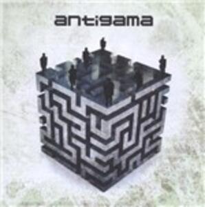 Warning - CD Audio di Antigama
