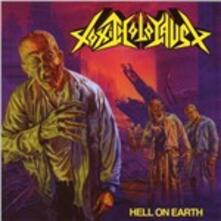 Hell on Earth - CD Audio di Toxic Holocaust