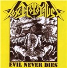 Evil Never Dies - CD Audio di Toxic Holocaust