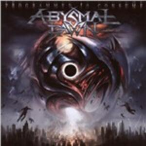 Programmed to Consume - CD Audio di Abysmal Dawn