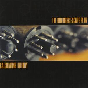 Calculating Infinity - CD Audio di Dillinger Escape Plan