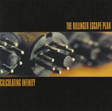 Calculating Infinity - CD Audio di Dillinger Escape Plan