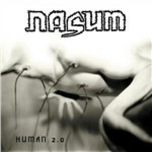 Human 2.0 - CD Audio di Nasum