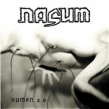Human 2.0 - CD Audio di Nasum