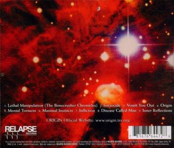 Origin - CD Audio di Origin - 2