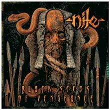 Black Seeds of Vengeance - CD Audio di Nile