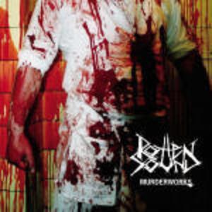 Murderworks - CD Audio di Rotten Sound